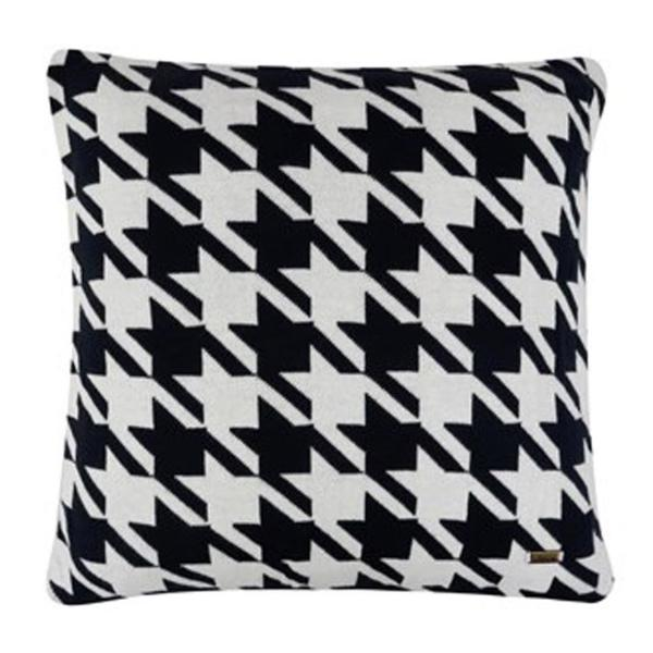 Houndstooth - Square - Cushion Cover-HOME ACCESSORIES-PropShop24.com