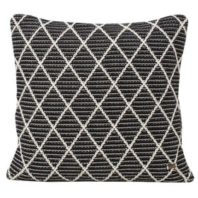 Rafael Cotton Knitted Square Cushion Cover-HOME-PropShop24.com