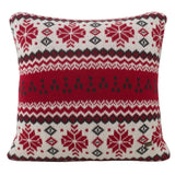 Thoe Cotton Knitted Square Cushion Cover-HOME-PropShop24.com
