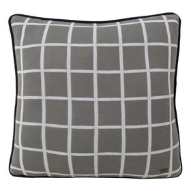 Noe Cotton Knitted Square Cushion Cover-HOME-PropShop24.com
