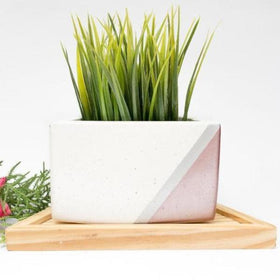 The Valley Planter - White-HOME-PropShop24.com