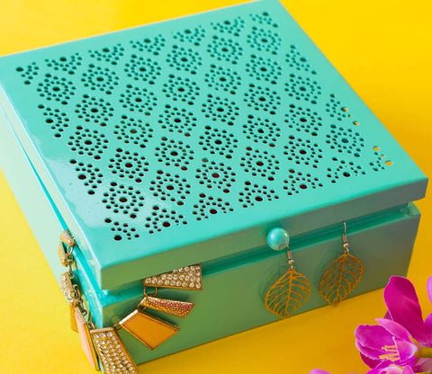 laser cut box - Diamante - Green-Home-PropShop24.com