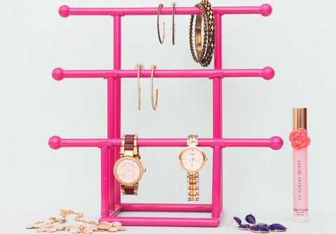 Accessory Stand - Loop-it-on-me - Hot Pink-Home-PropShop24.com