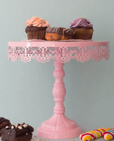 Cake Stand - Cant Get My Eyes Off You - Light Pink-Home-PropShop24.com