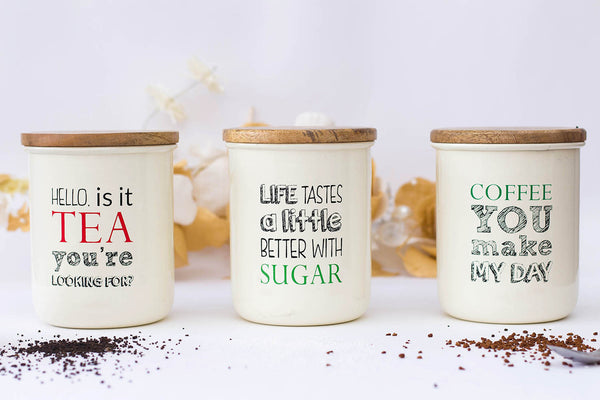 Airtight Jar - Coffee-Home-PropShop24.com