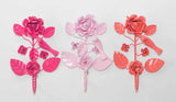 Flora Wall Hook- Light Pink-HOME-PropShop24.com
