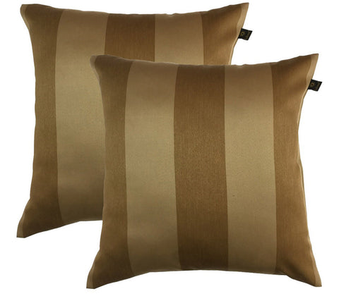 cushion covers -  Blackout Adorable Gold - set of 2