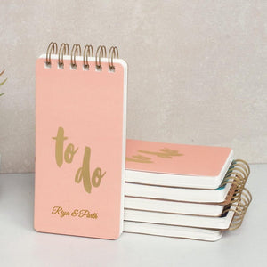 Personalized To Do Notepad - Blush Pink - C.O.D Not Available-NOTEBOOKS + PLANNERS-PropShop24.com