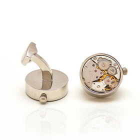 CUFFLINK - TIME MACHINE-MENS-PropShop24.com