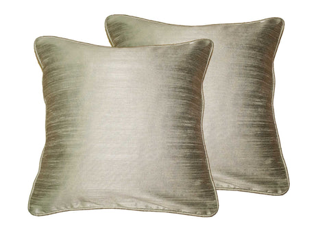 cushion covers - Metal Twinkle Star - set of 2