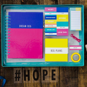 Dream Big Planner-NOTEBOOKS + JOURNALS-PropShop24.com