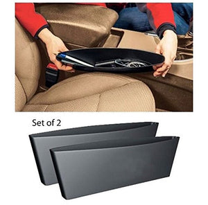 Car Caddy Storage Organizer - Black - Set Of 2-CAR ACCESSORIES-PropShop24.com