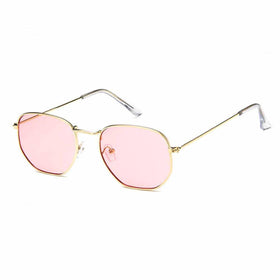 Sunglasses - Playful Pink-Gold Aviators-FASHION-PropShop24.com