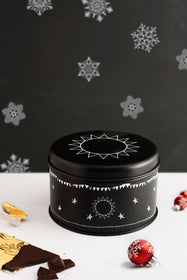Cake Box - Black-HOME-PropShop24.com