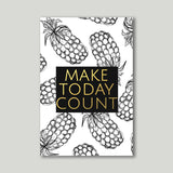 Art Print - Make today count - propshop-24 - 2