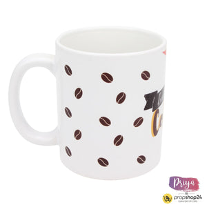 Coffee Mug - Coffee First-DINING + KITCHEN-PropShop24.com
