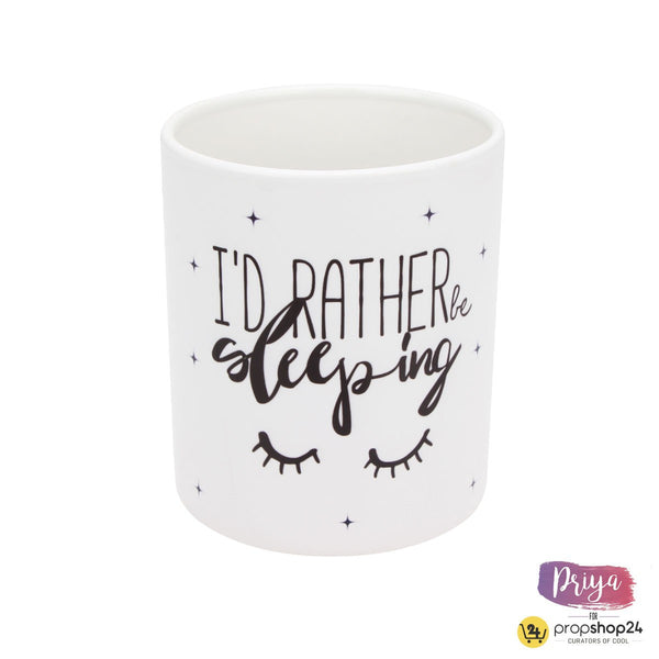 Coffee Mug - I'D Rather Be Sleeping - propshop-24 - 1