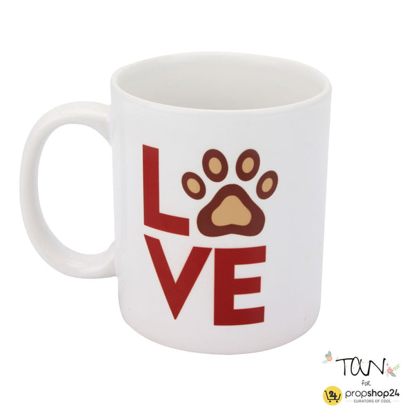 Coffee Mug - Love Paw - propshop-24 - 1