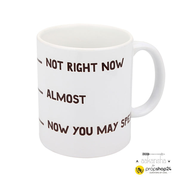 Coffee Mug - Morning Issues - propshop-24 - 1