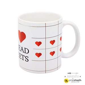 Coffee Mug - Spread Sheets-DINING + KITCHEN-PropShop24.com