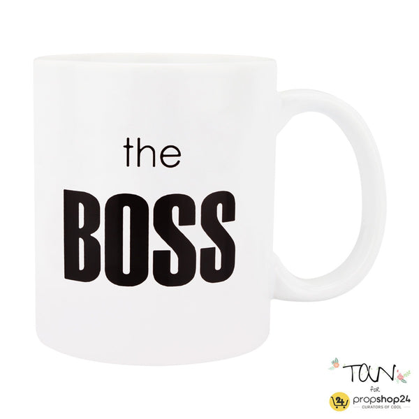 Coffee Mug - The Boss - propshop-24 - 1