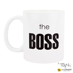 Coffee Mug - The Boss-DINING + KITCHEN-PropShop24.com