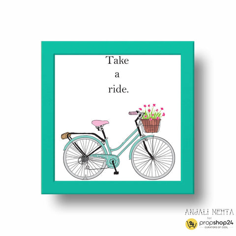 Frame -  Take A Ride - propshop-24