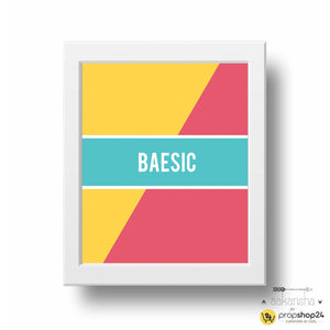 Frame - Baesic-HOME ACCESSORIES-PropShop24.com