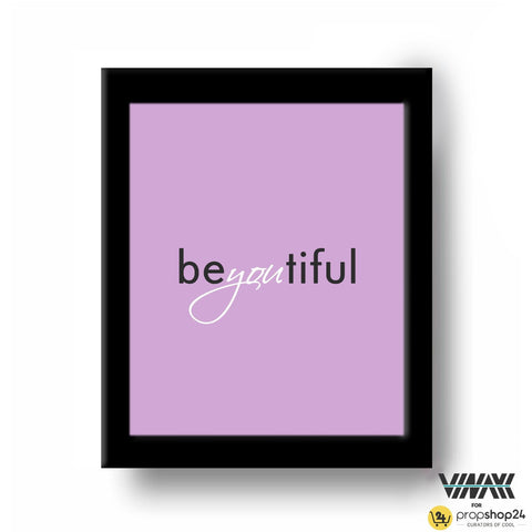 Frame - Be You - propshop-24