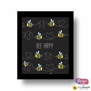 Frame - Bee Happy-Home-PropShop24.com