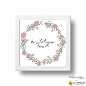 Frame - Do What You Love-HOME ACCESSORIES-PropShop24.com