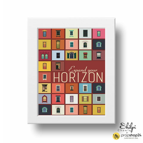 Frame - Expand Your Horizon - propshop-24