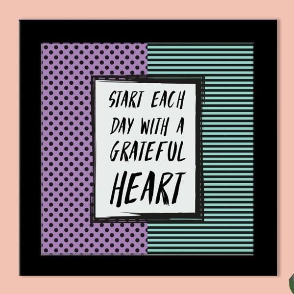 Frame - Grateful Heart - propshop-24 - 1