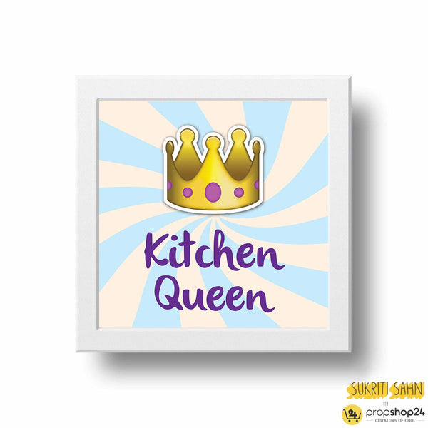 Frame - Kitchen Drama Queen - propshop-24
