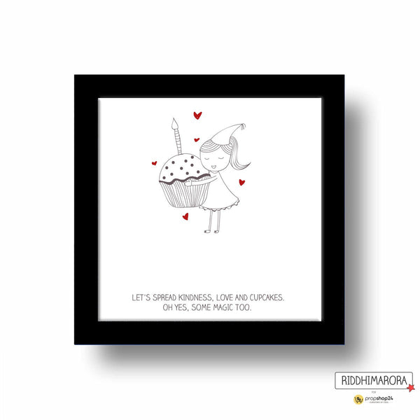 Frame - Let'S Spread Kindness-Home-PropShop24.com