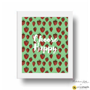 Frame - Strawberry-HOME ACCESSORIES-PropShop24.com