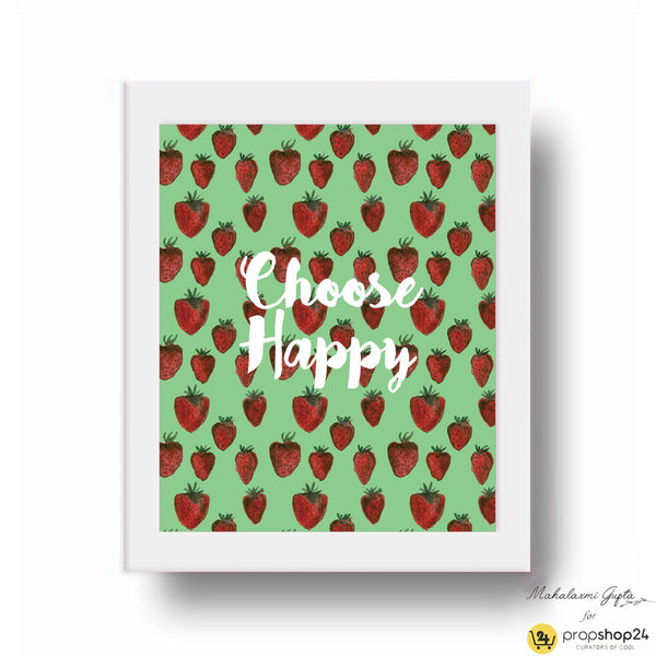 Frame - Strawberry - propshop-24