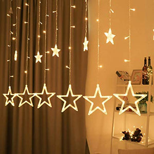 Star LED Hanging Lights-HOME ACCESSORIES-PropShop24.com