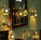 House Fairy Lights-HOME ACCESSORIES-PropShop24.com