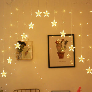 Curtain Lights - LED And Star-HOME ACCESSORIES-PropShop24.com