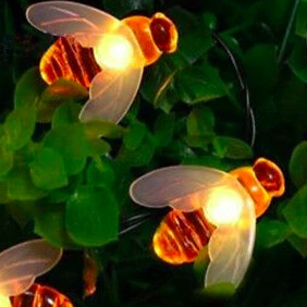 String Lights - Honey Bee-HOME ACCESSORIES-PropShop24.com