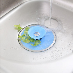 Silicone Sink Stopper - Assorted-DINING + KITCHEN-PropShop24.com