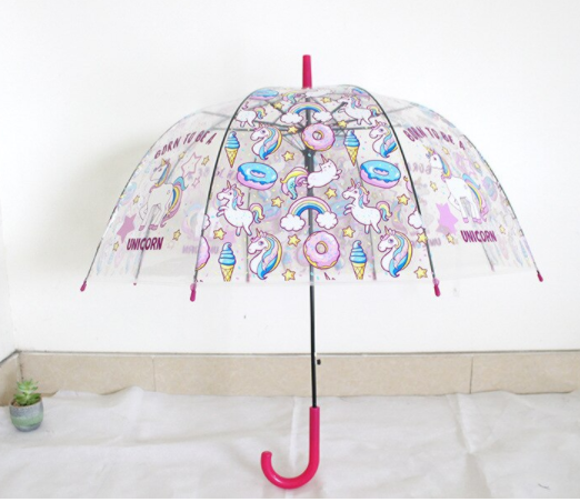 Quirky Printed Umbrella - Unicorn-PropShop24.com