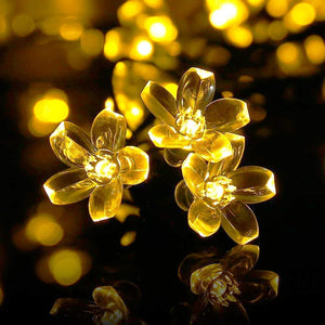 String Lights - Flower-HOME ACCESSORIES-PropShop24.com