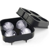 Ice Ball Maker - Black-BAR + PARTY-PropShop24.com