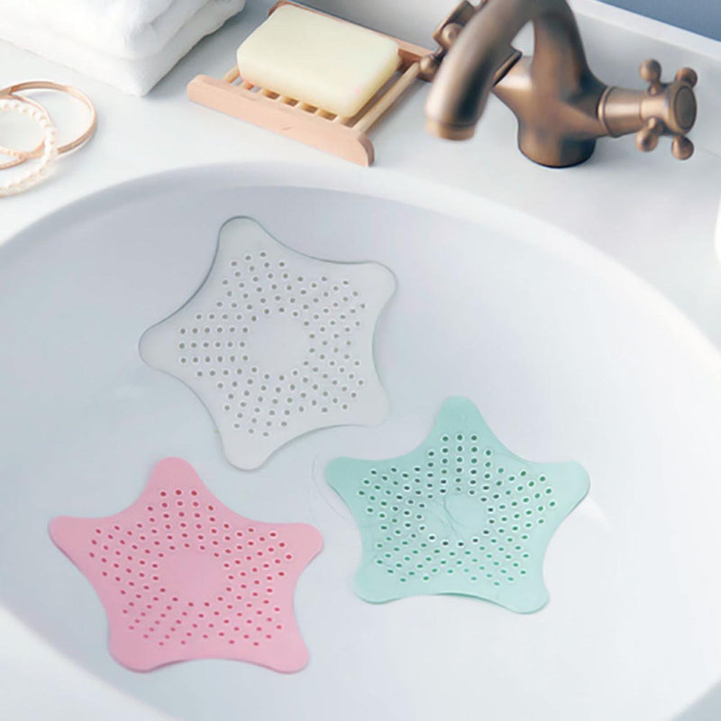 Starfish Drain Cover - Assorted-DINING + KITCHEN-PropShop24.com