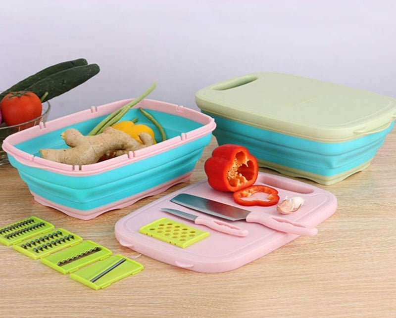 9-In-1 Foldable Cutting Board-DINING + KITCHEN-PropShop24.com