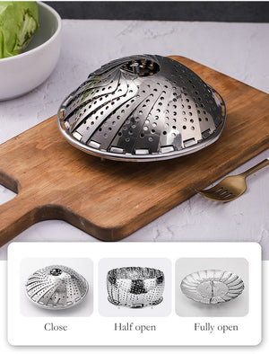 Expandable Steamer-DINING + KITCHEN-PropShop24.com