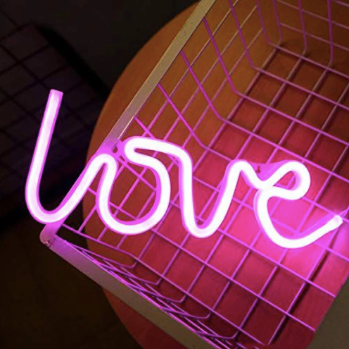 Neon LED Light - Love-HOME ACCESSORIES-PropShop24.com