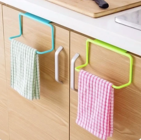 Kitchen Towel Hanger - Set Of 2 - Assorted-HOME ACCESSORIES-PropShop24.com